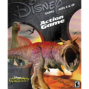 Disney`s Dinosaur Action Game [Ingles] [ISO CD] [Jewel Case] [MF]