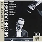 Arturo Benedetti Michelangeli plays Mozart, Chopin, Brahms, etc. (Box) [Germany]