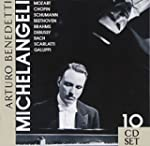 Arturo Benedetti Michelangeli plays M...