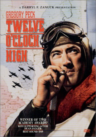 Twelve OClock High DVD cover at Amazon