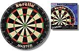 """Dartscheibe Karella """"MASTER"""" Wettkampf-Dartboard"""