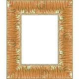 Frame model Camelia Orange Made in Italy - Frame 18x24 (ext. size 31,2x37,2)