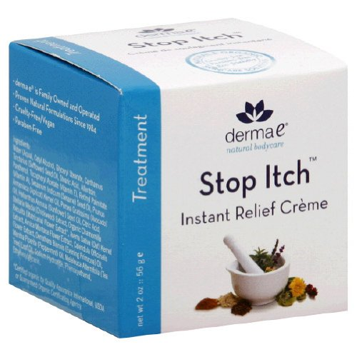 Отзывы Derma e Stop Itch Instant Relief Creme