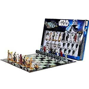 Board Game Star Wars 3d Chess Game Toys Games