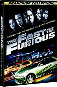 """Cover of """"The Fast and the Furious Franch..."""