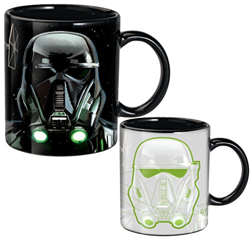 Rogue One Death Trooper Heat Changing Mug