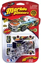 Light Up Marble Racer: Camo