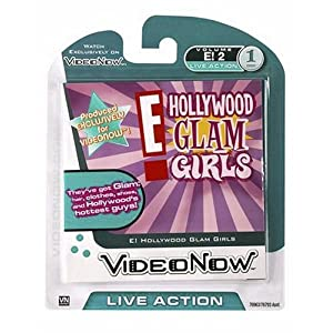 Videonow Personal Video Disc: E! Hollywood Glam Girls