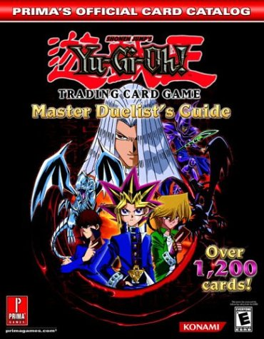 Shonen Jumps Yu-Gi-Oh! Trading Card Game : Primas Official Card Catalog, PRIMA TEMP AUTHORS