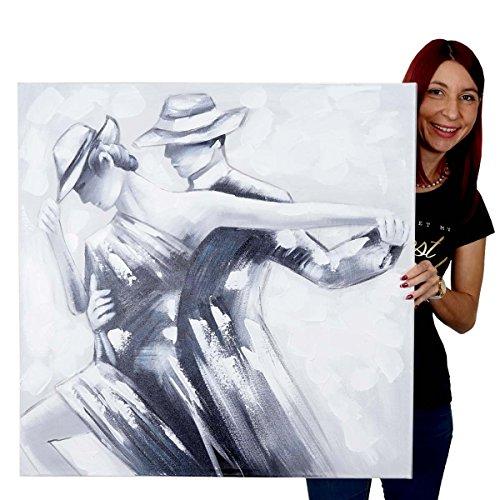 dipinto-a-mano-murale-3d-pittura-ad-olio-su-tela-80x80cm-coppia-ballo