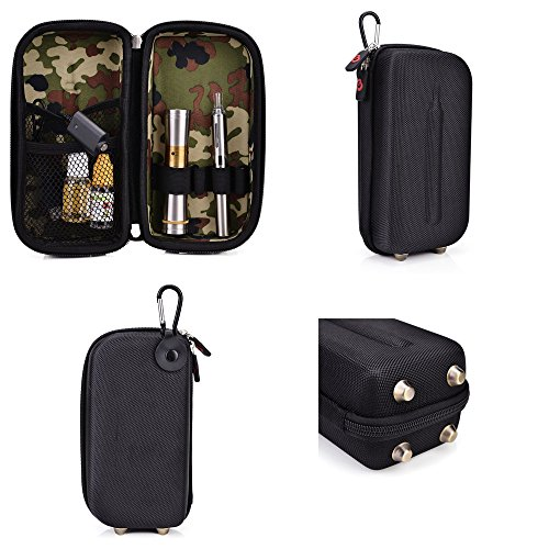 Best Price! Vape & Mod Portable Travel Case Compatible with Cloud V 2.0 Vaporizer Pen |Semi-hard Pro...