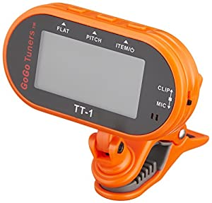 GoGo Tuners TT-1 Clip-On Chromatic  Tuner