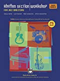 img - for Rhythm Section Workshop for Jazz Directors: Rhythm Section Training for Instrumental Jazz Ensembles * Small Group Combos * Vocal Jazz Ensembles (Teacher's Training Kit), Book, DVD & CD book / textbook / text book