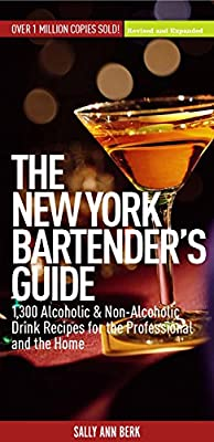 The New York Bartender's Guide