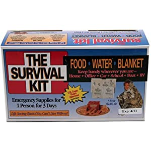 Quakehold! 3000 The Survival Kit