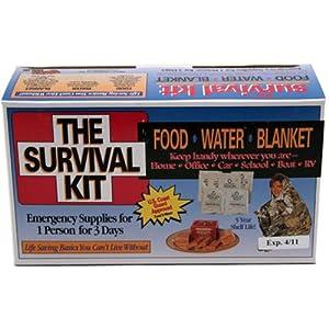 Quakehold! 3000 The Survival Kit