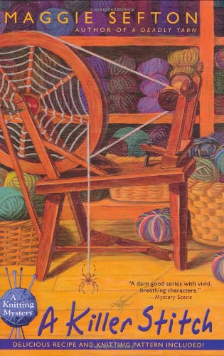 Image of A Killer Stitch (A Knitting Mystery)