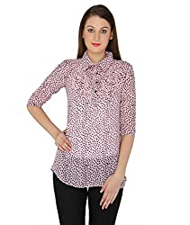 Fashion Tadka West Pink Casual Top For Women