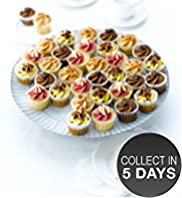 36 Mini Summer Selection Cupcakes