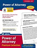 Adams Power of Attorney Forms Pack, 8.5 x 11 Inches, White, 6-Pack (ALFP126)