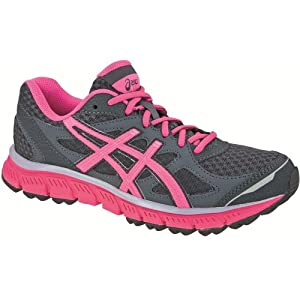 Asics GEL-SCRAM W null Graphite / Hot Pink / Carbo