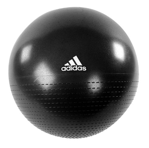 Adidas Core Gym Ball - Black, 65cm