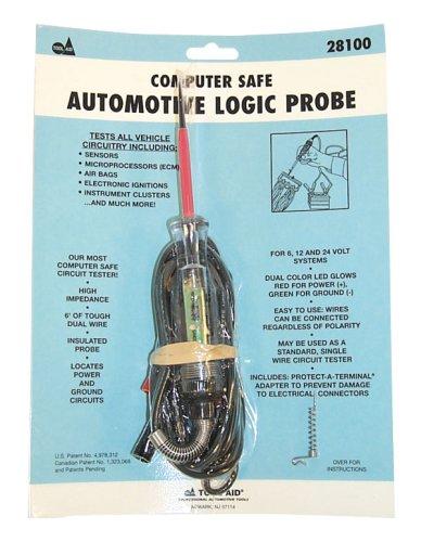 Tool Aid S&G 28100 Computer Safe Automotive Logic Probe