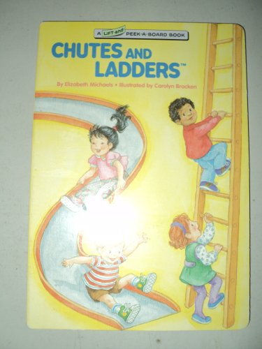 Chutes & Ladders  (Lift-and-Peek-a-Boards)