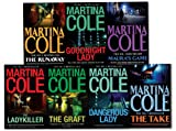 Martina Cole Martina Cole Collection 7 Books Set