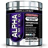 Cellucor Alpha Amino Supplement, Fruit Punch, 30  Servings, 13.3 oz