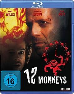 12 Monkeys [Import] [Blu-ray]