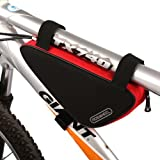 Search : New Cycling Bicycle Bike Bag Top Tube Triangle Bag Front Saddle Frame Pouch Outdoor