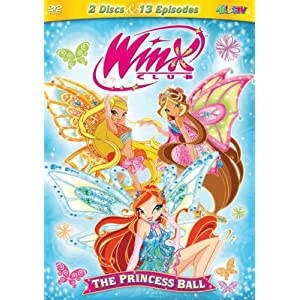 Winx Club - Princess Ball: Season Three, Part One movie