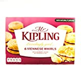 Mr Kipling Viennese Whirls 6 Pack 150g