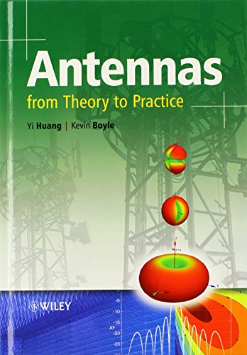 Antennas: From Theory to Practice PDF