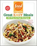 Food Network Magazine Food Network Magazine Great Easy Meals