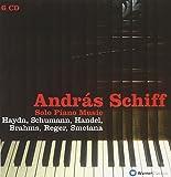 Andras Schiff : Piano solo (Coffret 6 CD)