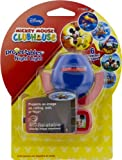 Projectables 11739 Disney Mickey Mouse 6-Image LED Projection Night Light