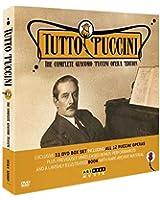 Tutto Puccini / L'intégrale des Opéras - Coffret luxueux 11 DVD