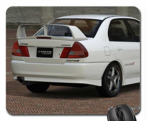 mitsubishi-lancer-evolution-iv-gsr-96-mouse-pad-mousepad-102-x-83-x-012-inches