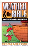 img - for Weather and the Bible: 100 Questions & Answers book / textbook / text book