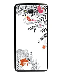Techno Gadgets Back Cover for Samsung Galaxy Grand Duos I9082