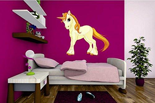 U24-Sticker-mural-n--5-motif-Licorne-Sticker-mural-autocollant-120-x-102-cm