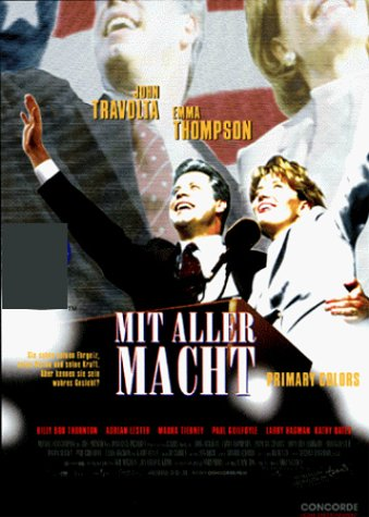 Mit aller Macht - Primary Colors [VHS]