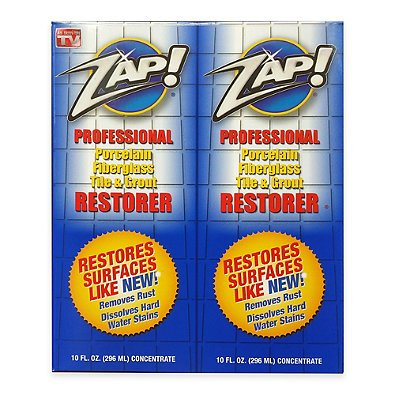 Zap! Professional Restorer | Made in USA | As Seen on TV (Cpap Machine Water Tank compare prices)