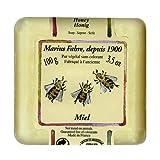 Marius Fabre Savon de Marseille Shea Butter Square Hand Soap 100g - Honey