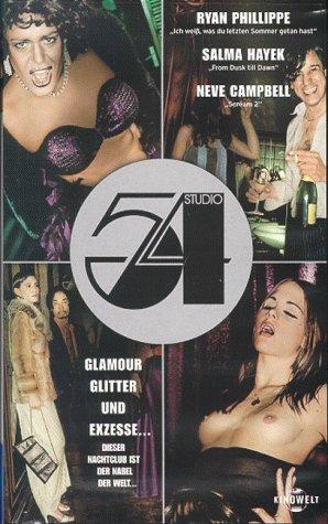 Studio 54 [VHS]