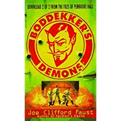 Boddekker's Demons by Joe Clifford Faust