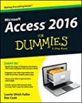 Access 2016 For Dummies (Access for D...