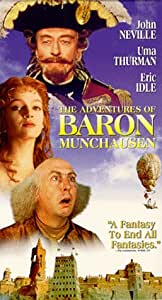 Adventures of Baron Munchausen [Import]
